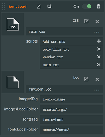 Using Ionic in PlayCanvas   Playing in Canvas